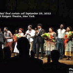 pic#1-Final Bow for Porgy and Bess Broadway