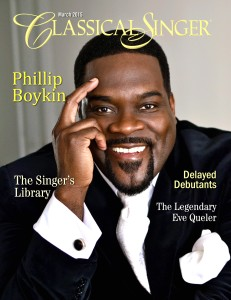 Classical Singer march cover Photo #8